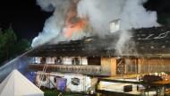 Bei dem Brand im Mai vergangenen Jahres kamen sechs Menschen ums Leben. (Archiv-Foto)