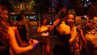 Führt aus Überzeugung: die brasilianische Tanzlehrerin Iris De Franco