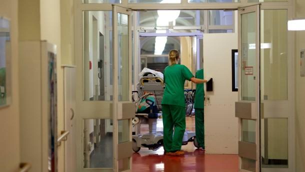 Klinikreport - Notaufnahme