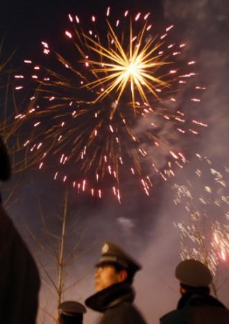 Neujahr in China: Mit der Kraft des Büffels gegen die Krise ...