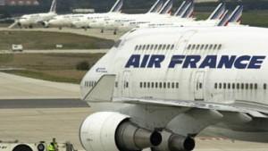 Hunderte Air-France-Flüge ausgefallen