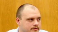 "Wie ""ferngesteuert"": Angeklagter Christian G."