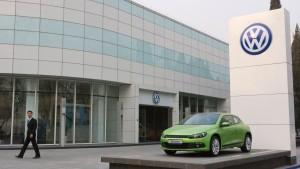 Volkswagen spürt zunehmend Gegenwind in Europa
