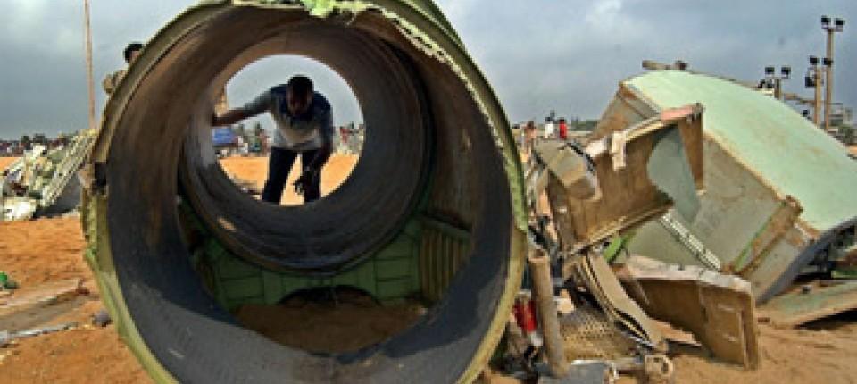 Unglücke Mindestens 113 Tote Bei Flugzeugabsturz Gesellschaft Faz