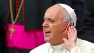 Was denkt der Papst?