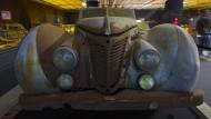 Da guckst du: Der Talbot Lago T26 Cabriolet, eines der Schmuckstücke der Sammlung Baillon