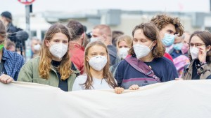 """Greta Thunberg bezeichnet Deutschland als """"Klima-Schurken"""""""