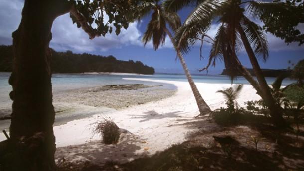 Männer driften zwei Monate im Pazifik - gerettet