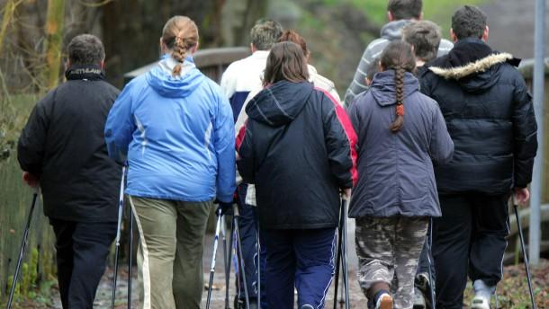 Studie: Dicke mit Bewegung bessere Lebenserwartung