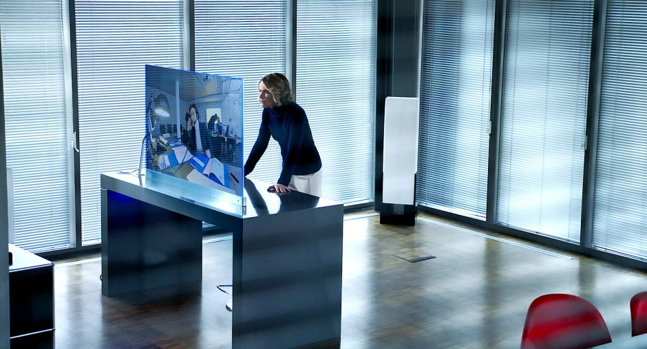 Komplette Vernetzung bei Bluesky: Chefin Mea Welsch kann jederzeit nachvollziehen, was ihre Mitarbeiter an ihren Rechnern machen.