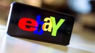 Auf der Online-Verkaufsplattform Ebay soll das Angebot zum Verkauf des Babys gestanden haben.