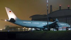 Lufthansa baut Airbus zur Ebola-Station um