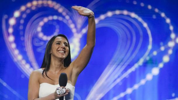 Ukraine will mit Krimtatarin zum Grand Prix