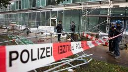 Zwei Tote durch Herbststurm in Deutschland