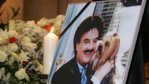 Tränen an Moshammers Sarg: Er wird uns sehr fehlen