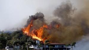Notstand ausgerufen in Kalifornien