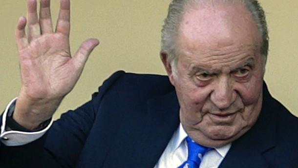 Juan Carlos will heim an Weihnachten