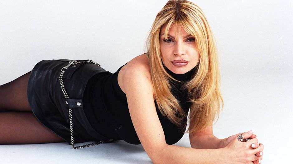 """Als """"Ana Bettz"""" versuchte Anna Bettozzi eine Karriere als Popsängerin zu starten."""