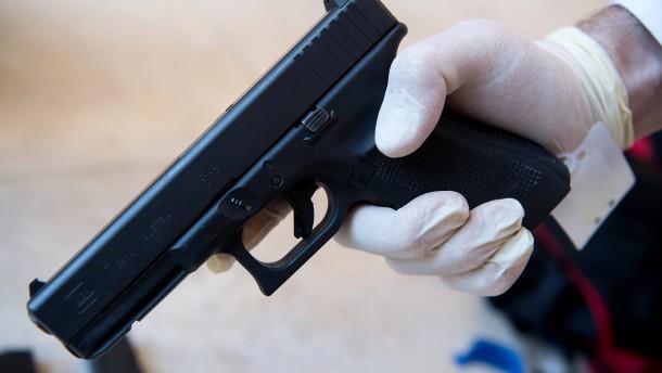 Bundespräsidenten-Bodyguard verliert Dienstwaffe