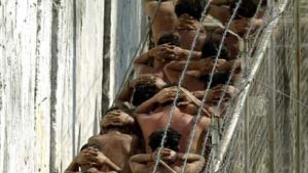 Blutiges Ende islamistischer Gefängnisrevolte