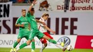 Forsberg verhindert Heimniederlage gegen Fürth