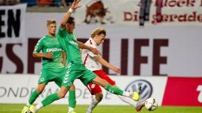Zweite Bundesliga: Forsberg verhindert Leipziger Heimniederlage