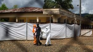 Ängste in Europa wegen Ebola-Fällen