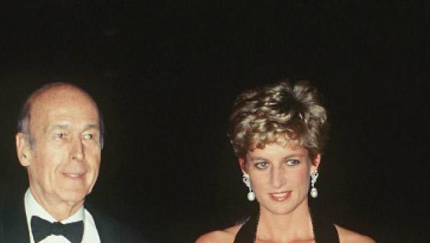 Hatte Lady Di eine Affäre mit Giscard d'Estaing?