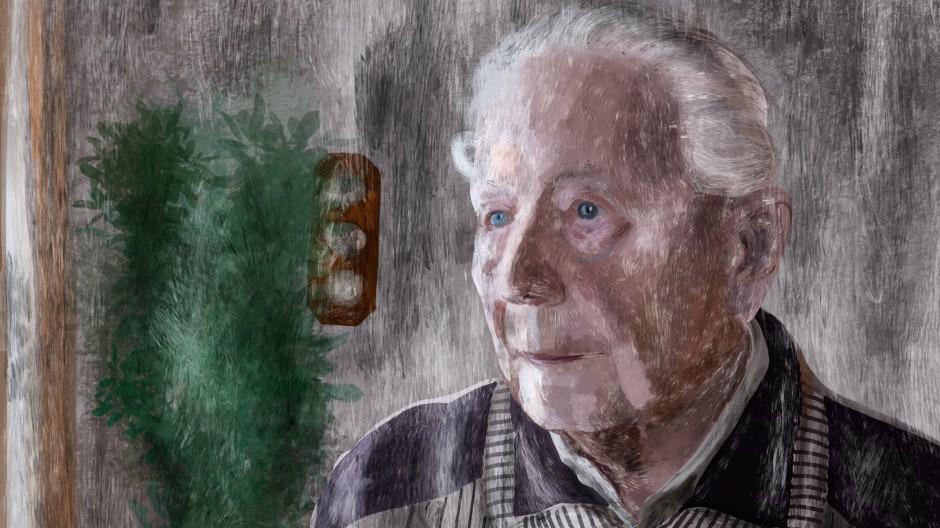 Gustloff-Überlebender Horst Schön über den Untergang des Schiffes