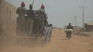 In Nigeria entführte deutsche Archäologen wieder frei