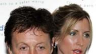 Nicht im guten Einvernehmen: Paul und Heather McCartney