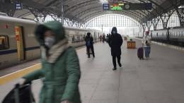 Peking sagt wegen Coronavirus große Neujahrsfeiern ab