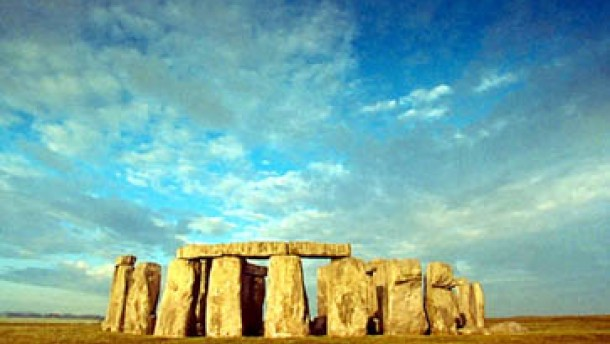Steinhenge statt Stonehenge?