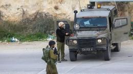 Israels Armee sucht nach tödlichem Anschlag nach Tätern