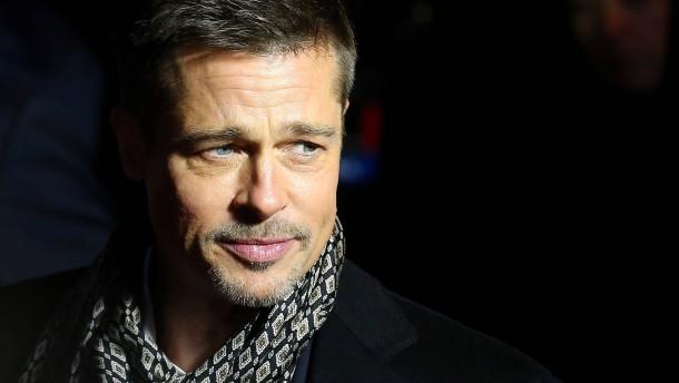 Brad Pitt geht unter die Bildhauer
