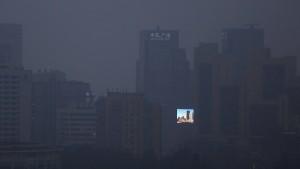 Nicht einmal der Bürgermeister findet Peking noch schön