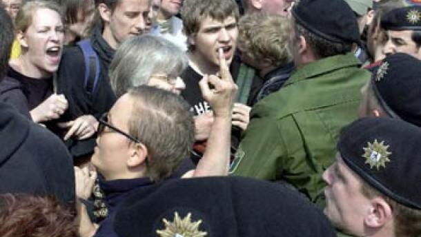 Den Krawallen in Berlin folgt Streit in der Politik