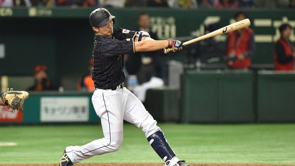 Wort Des Jahres In Japan Beschreibt Baseball Star Suzuki