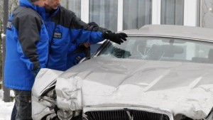 Berliner Polizist nach tödlichen Schüssen verhaftet