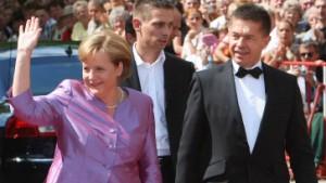 """Vom """"Phantom der Oper"""" zum Leiter des """"Damenprogramms"""""""