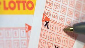 Lotto-Jackpot immer noch nicht geknackt