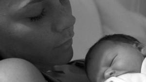 Die Beckhams zeigen ihr Baby