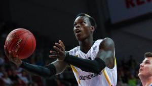 Rückschlag für Basketballer beim Supercup