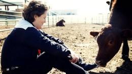 Die mit den Kühen spricht