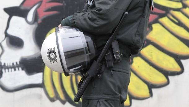 Aktionen gegen Rocker in drei Bundesländern – Anschlag vereitelt