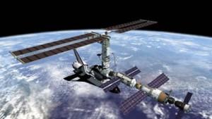 Raumstation unter Sparzwang