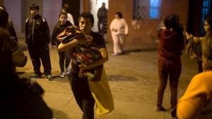 Mindestens acht Tote bei Erdbeben in Chile