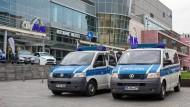 Bei einer großangelegten Razzia gingen Ermittler im Dezember 2018 gegen die 'Ndrangheta in Deutschland (hier in Duisburg), Belgien, Italien und den Niederlanden vor.