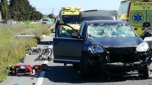 Deutscher Radfahrer auf Mallorca gestorben