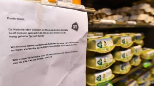 Zwei Festnahmen im Eier-Skandal in den Niederlanden